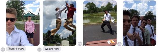 Guys texts